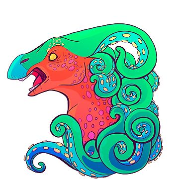 Dinoctopus von CapBadgered