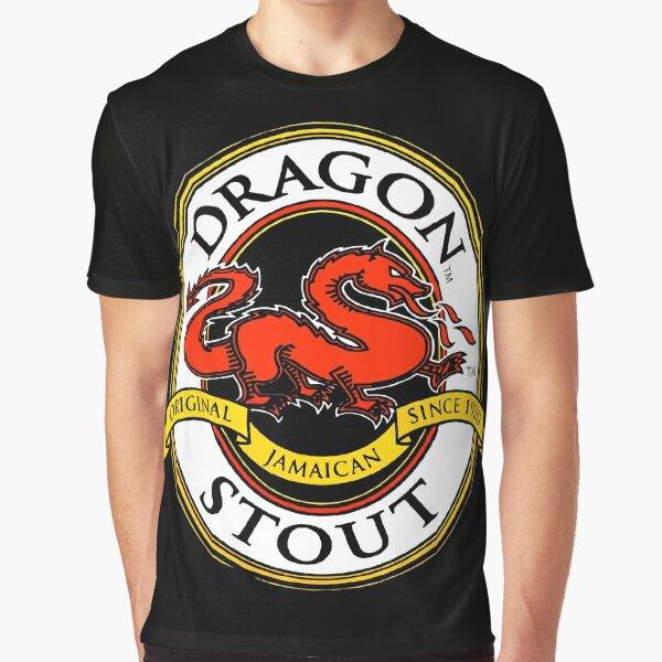Dragon Jamaican Stout Graphic T-Shirt