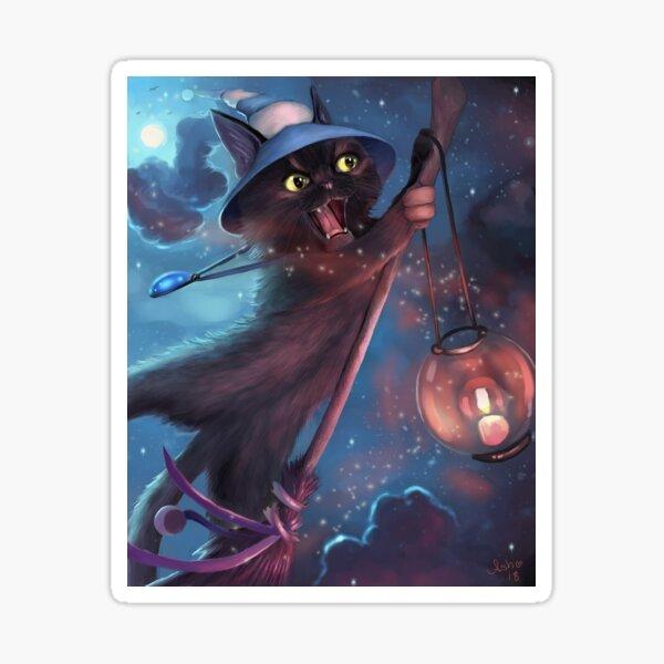 Magical Mischief! Sticker