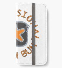 Professional Beach Bum iPhone Wallet/Case/Skin