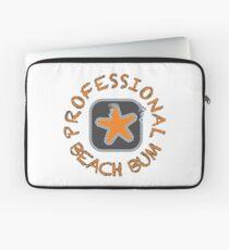 Professional Beach Bum Laptop Sleeve
