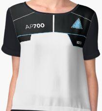 Detroit – AP700 Shirt Chiffon Top