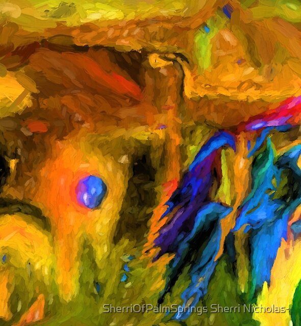Call Of The Wild by SherriOfPalmSprings Sherri Nicholas-