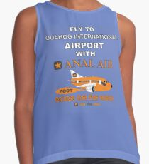 Fly to Quahog International Airport wth Anal Air Contrast Tank