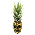 «Cráneo de piña» de maryedenoa