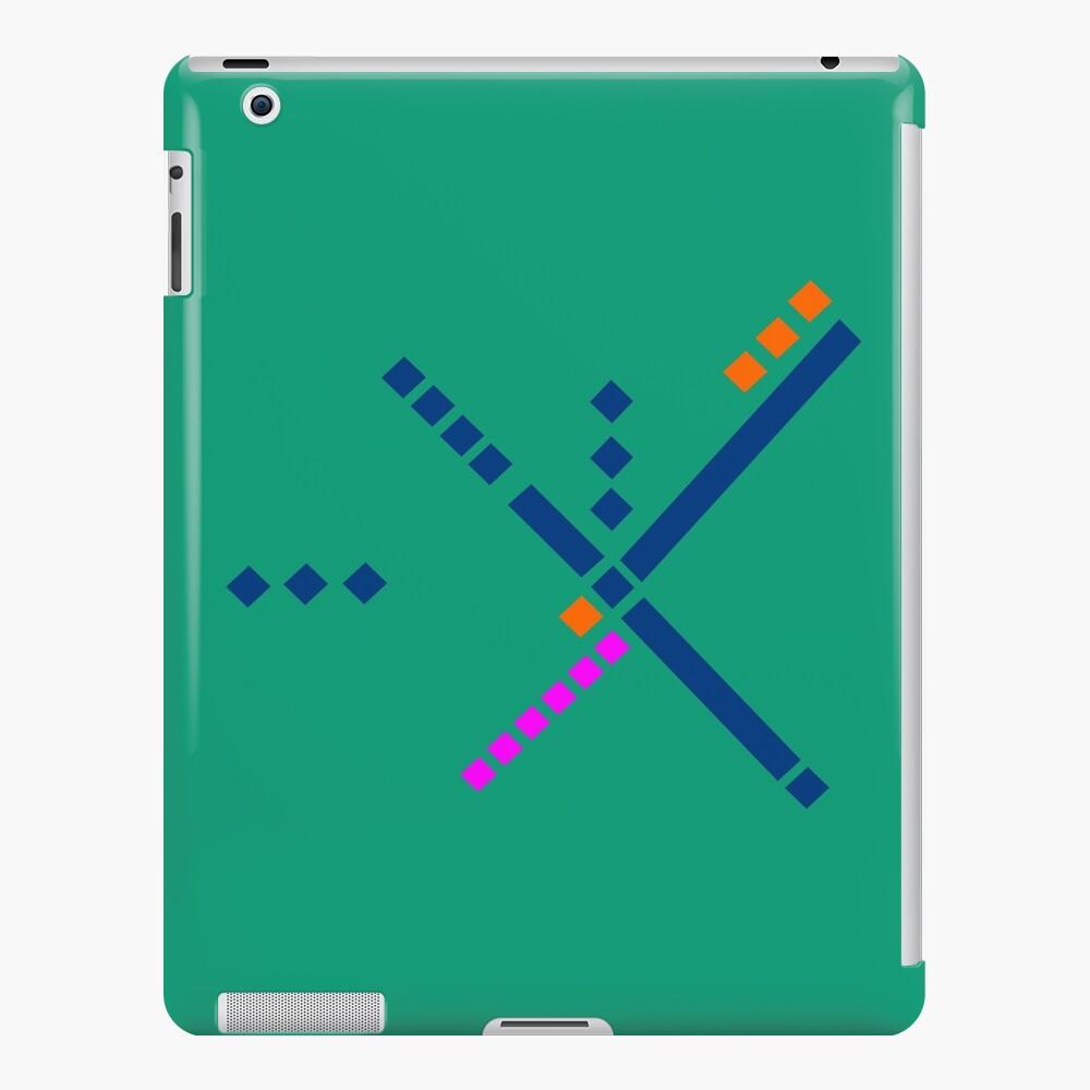PDX Portland Airport Carpet iPad Case & Skin