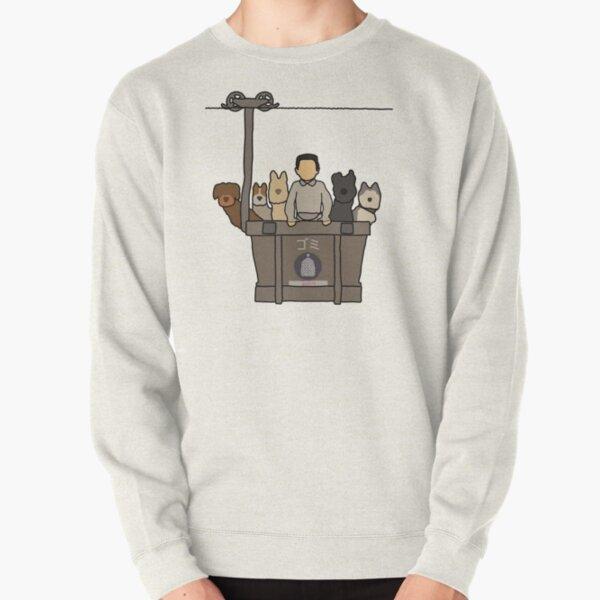 Isle of Dogs Pullover Sweatshirt