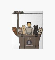 Isle of Dogs Art Board