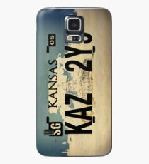 Winchester's Impala License Plate Case/Skin for Samsung Galaxy