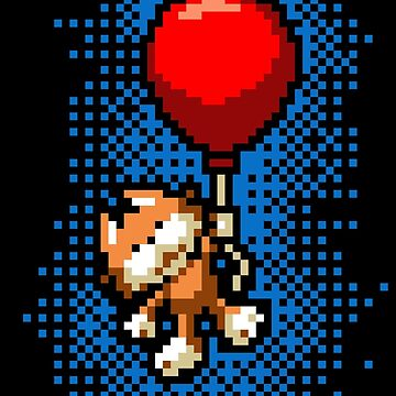 Cat With A Balloon by Hackers