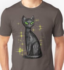 Witchy Kitty Unisex T-Shirt