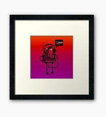 NiteOwl Framed Print