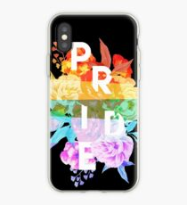 Vinilo o funda para iPhone Orgullo floral