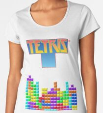 Space Invaders Women's Premium T-Shirt