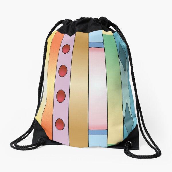 Spectrum of Eeveelution Drawstring Bag