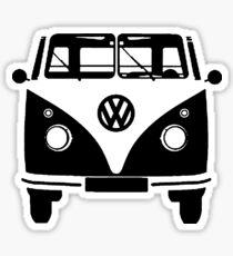 VW Bus Adventurous Sticker