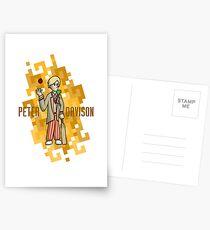 Doctor Five Postcards
