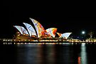 ViVid Sydney Opera House by DavidIori
