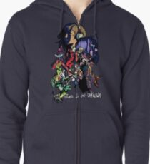 a948e046d TWEWY - That Power Is Yet Unknown Zipped Hoodie