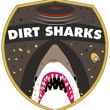 Dirt Sharks Staffordshire Hoard Logo - Detectorists - DMDC by wo0ze