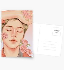 baby good night [lucas nct] Postcards