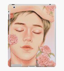 baby good night [lucas nct] iPad Case/Skin