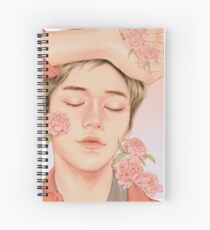 baby good night [lucas nct] Spiral Notebook