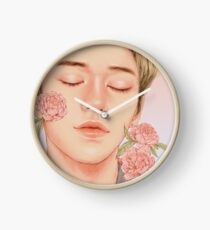 baby good night [lucas nct] Clock