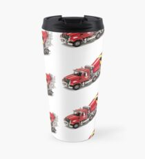 Mixer Truck Travel Mug