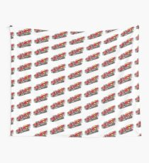 Mixer Truck Wall Tapestry