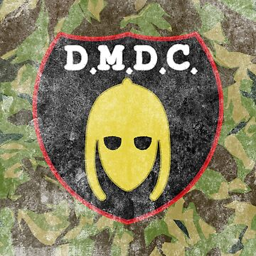 DMDC Detectorists Logo - Distressed by wo0ze