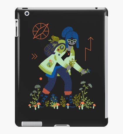 Witch Series: Plants and Herbs iPad Case/Skin