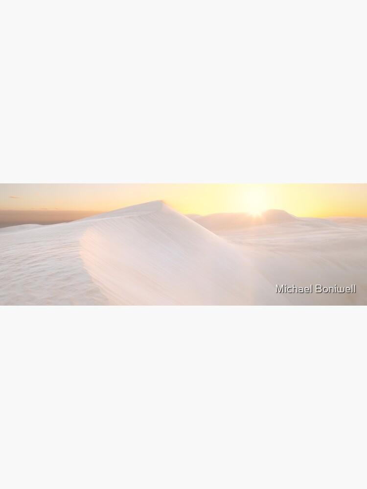 Gunyah Beach Sand Dunes, Coffin Bay, South Australia by Chockstone