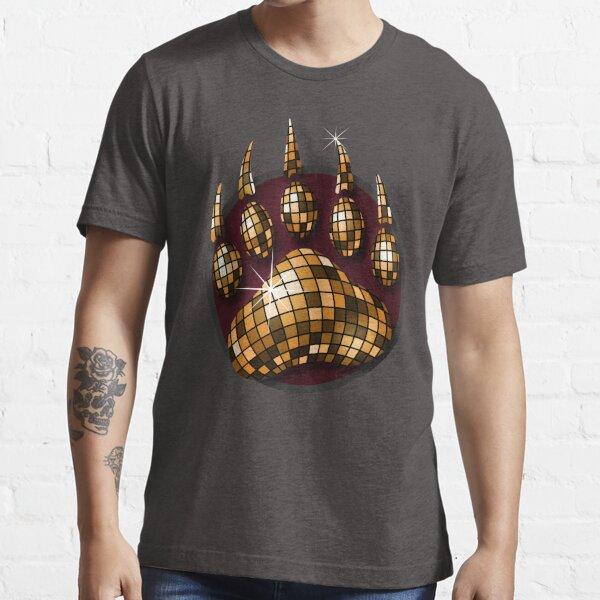 Disco Ball Bear Claw Tote Bag Essential T-Shirt