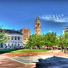 Copley Square by Jack DiMaio