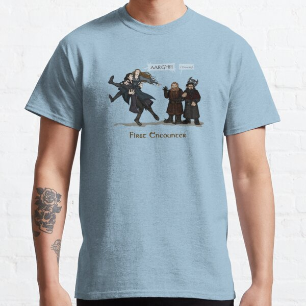 First Encounter Classic T-Shirt