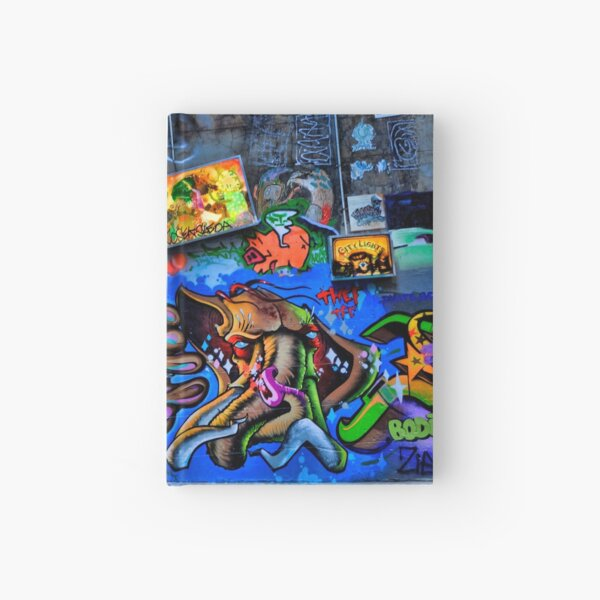 Hosier Lane 2 Hardcover Journal