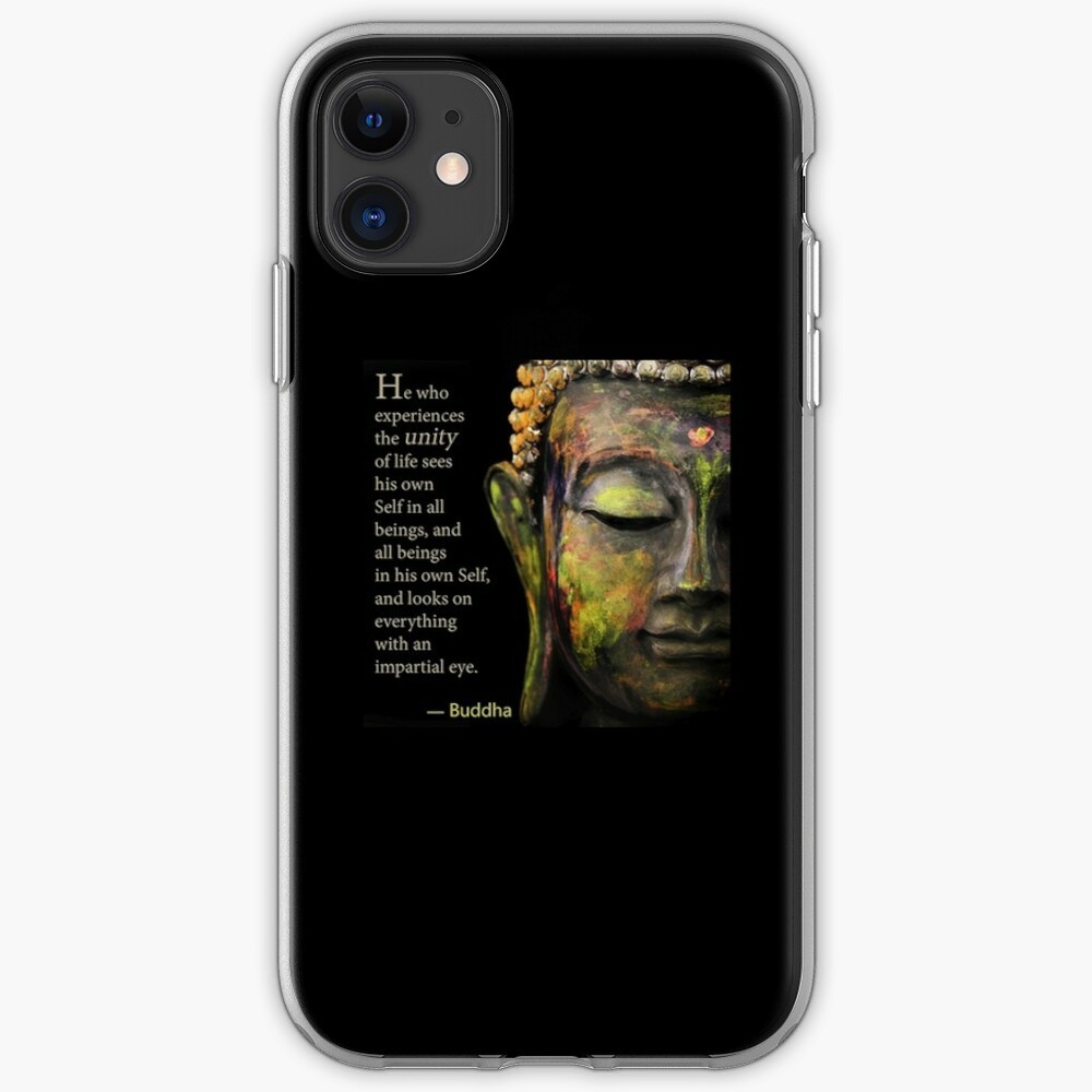 Buddha Colorful Design 2 iphone case