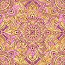 «Mandala de verano» de Marina Demidova
