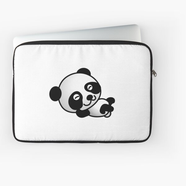 Cartoon Panda Wallpapers Laptop Sleeves Redbubble