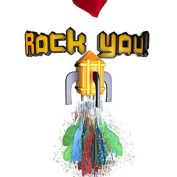 Rock you! by angeldecuir