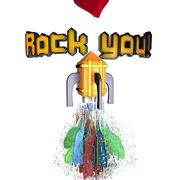 Rock you! by angeldecuir