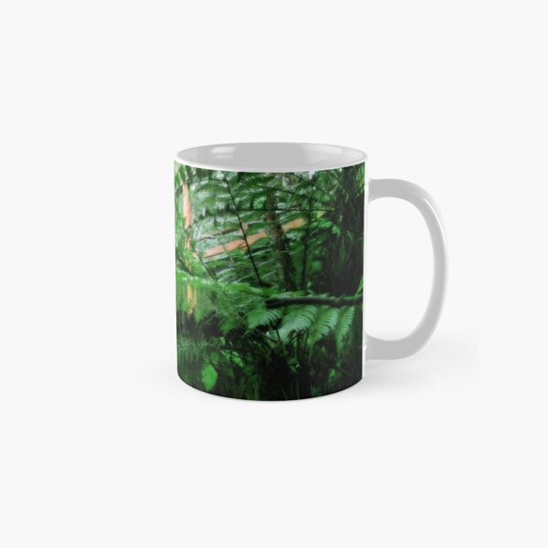 Bridge in the Green Classic Mug