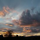 Spring Sunset by Adamdabs