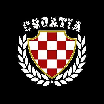 Croatia - Hrvatska - Football - Soccer by Urban-Zone