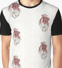 Perpetual Heart Graphic T-Shirt