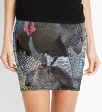 Spring Fling, Wild Turkey Style Mini Skirt