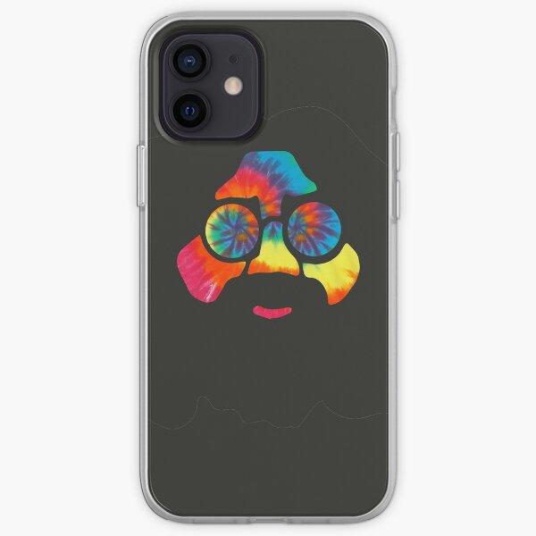 Tie Dye Jerry iPhone Soft Case