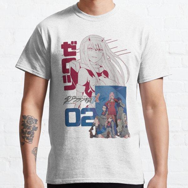 Zero Two: Hero Style Classic T-Shirt