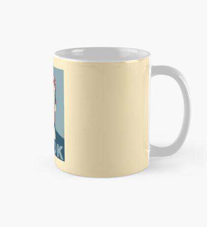 Trump Crook Poster Mug